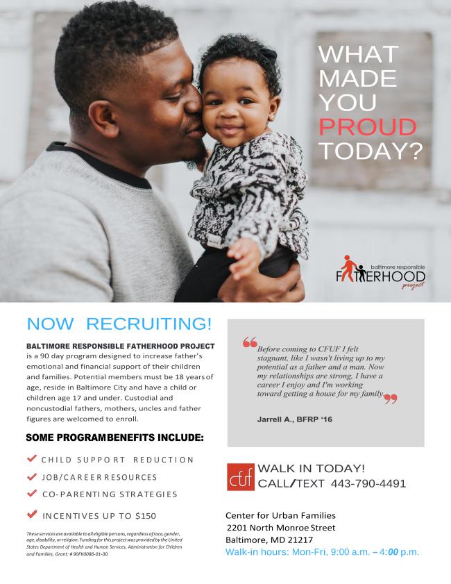 CFUF - Fatherhood - 2019