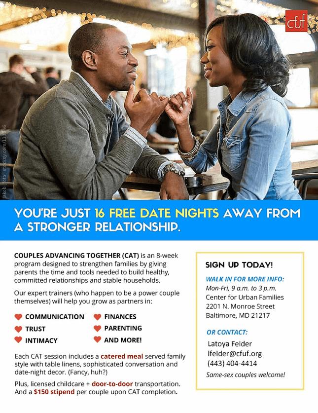 date night flyer